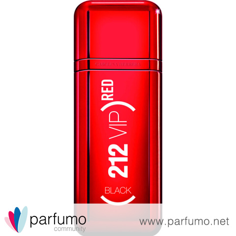 212 VIP Black Red by Carolina Herrera
