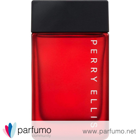 Bold Red by Perry Ellis