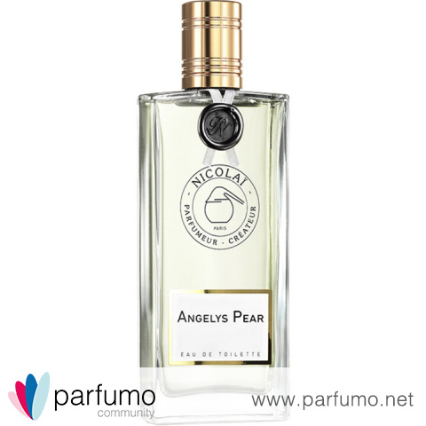 Angelys Pear by Parfums de Nicolaï