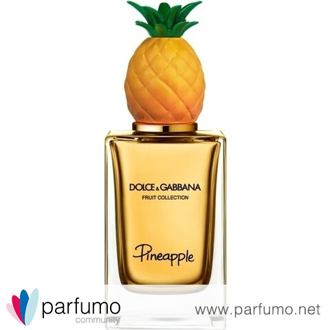 Fruit Collection - Pineapple by Dolce & Gabbana