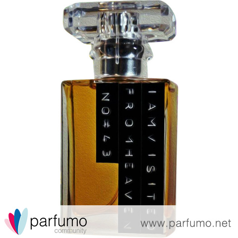 No 43: I am Visited from Heaven by Meleg Perfumes