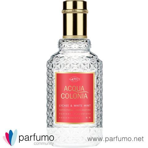 Acqua Colonia Lychee & White Mint by 4711