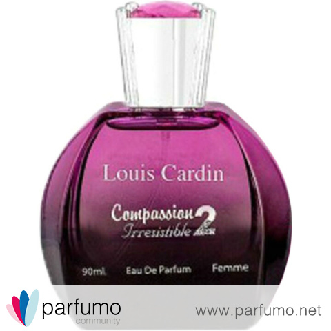 Compassion Irresistible 2 by Louis Cardin