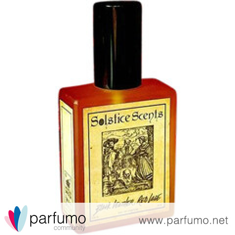 Black Leather, Red Lace (Eau de Parfum) by Solstice Scents