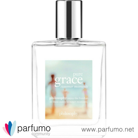 Pure Grace Summer Moments by Philosophy