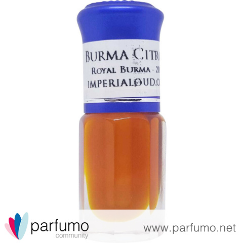 Burma Citron by Imperial Oud
