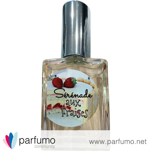 Sérénade aux Fraises by Kyse Perfumes / Perfumes by Terri