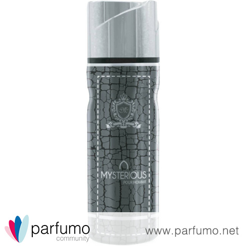 Mysterious (Perfume Body Spray) von Khalis