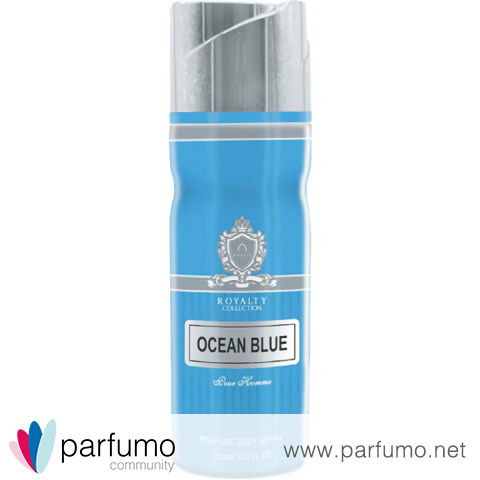 Ocean Blue (Perfume Body Spray) von Khalis