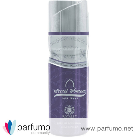 Secret Women (Perfume Body Spray) von Khalis