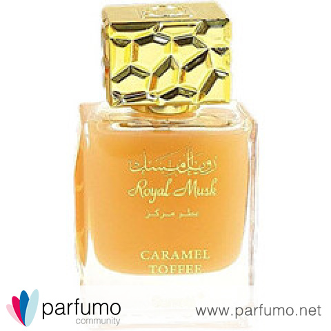 Royal Musk Caramel Toffee by Surrati