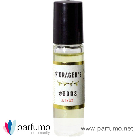 Forager's Woods / Forager's Forest (Perfume Oil) by Atelier Austin Press