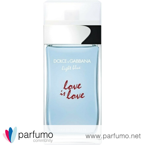 Light Blue Love is Love by Dolce & Gabbana