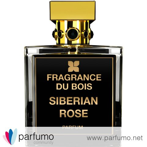Siberian Rose by Fragrance Du Bois