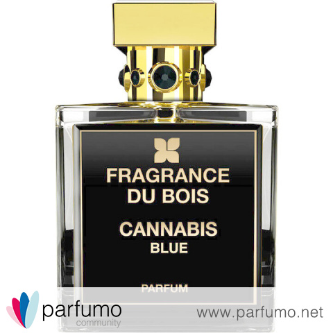 Cannabis Blue by Fragrance Du Bois