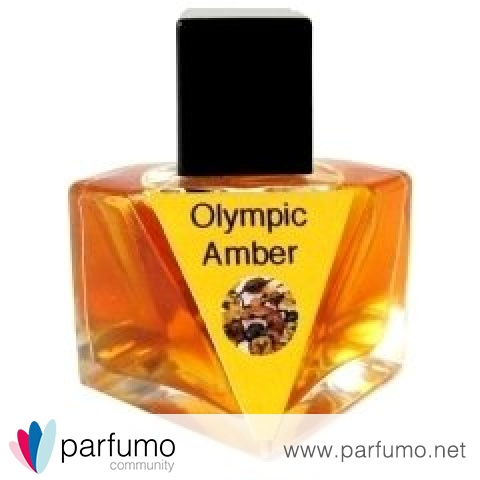 Olympic Amber by Olympic Orchids Artisan Perfumes