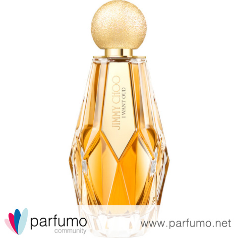 Seduction Collection - I Want Oud von Jimmy Choo