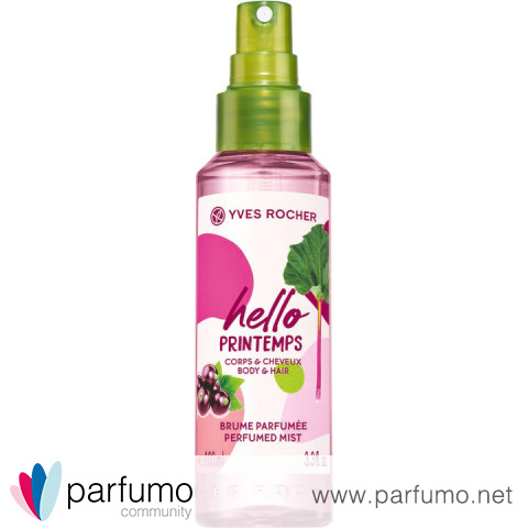 Hello Printemps (Brume Parfumée) by Yves Rocher