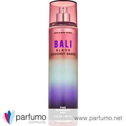 Bali Black Coconut Sands von Bath & Body Works