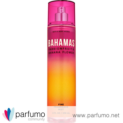 Bahamas Passionfruit & Banana Flower von Bath & Body Works