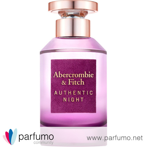 Authentic Night Woman by Abercrombie & Fitch