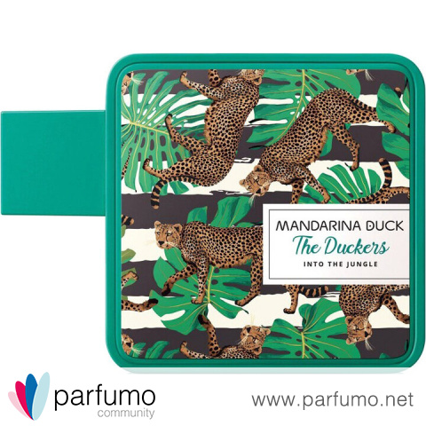 The Duckers - Into the Jungle by Mandarina Duck