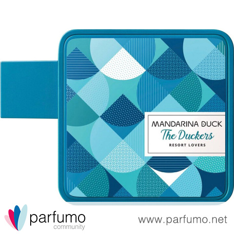 The Duckers - Resort Lovers by Mandarina Duck