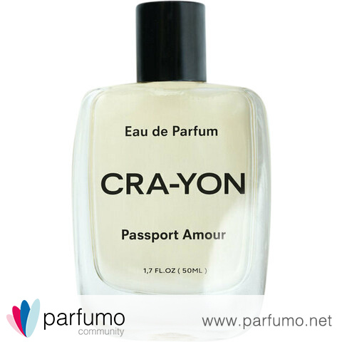 Passport Amour by CRA-YON