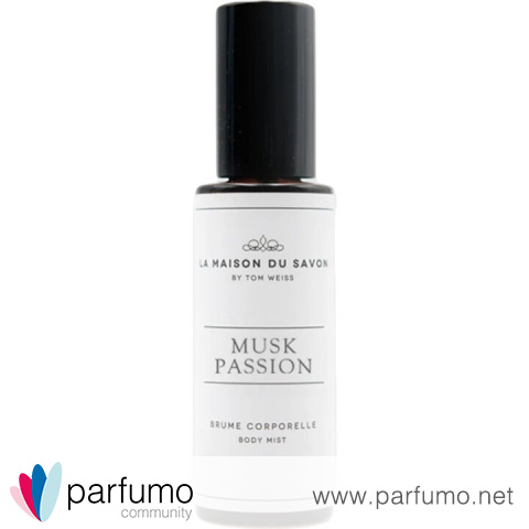 Musk Passion by La Maison du Savon by Tom Weiss