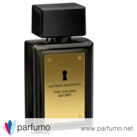 The Golden Secret (Eau de Toilette) by Antonio Banderas