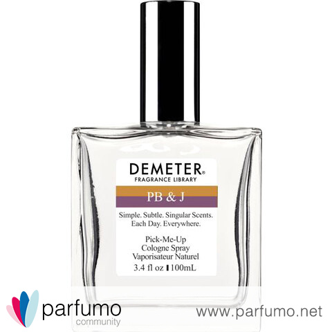 PB & J by Demeter Fragrance Library / The Library Of Fragrance