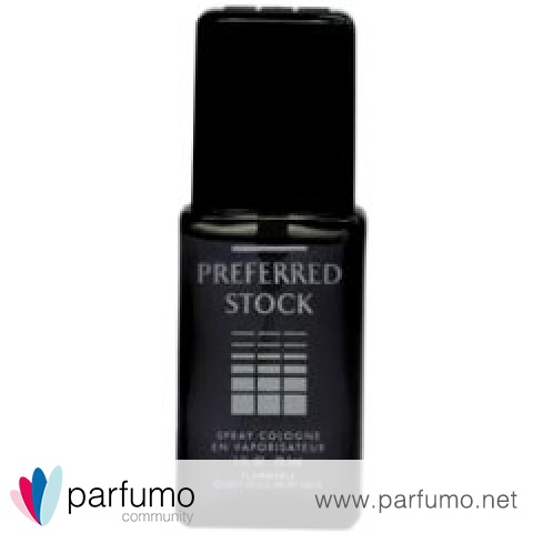 Preferred Stock (1990) (Cologne) von Coty