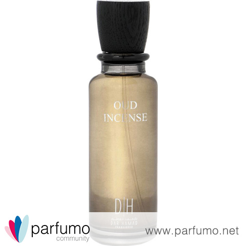 Oud Incense by Dar Hamad