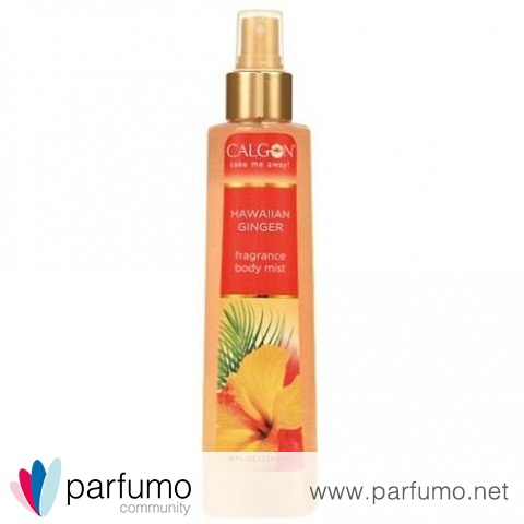 Hawaiian Ginger (Body Mist) von Calgon