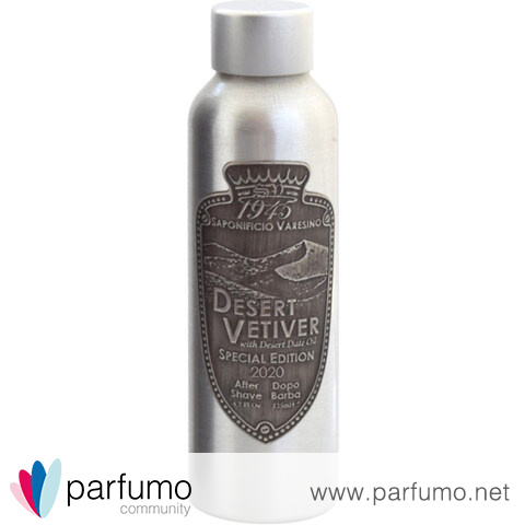 Desert Vetiver (Aftershave) by Saponificio Varesino