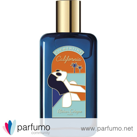 Clémentine California Limited Edition by Atelier Cologne