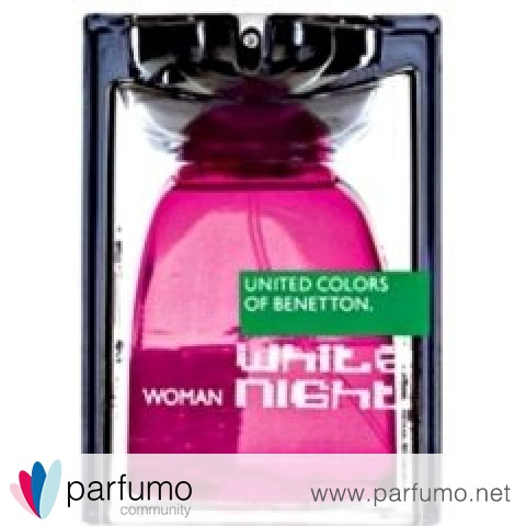 Benetton White Night Woman by Benetton