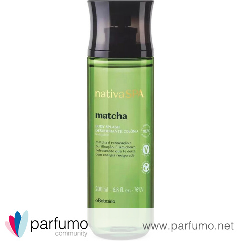 Nativa Spa - Matcha by O Boticário