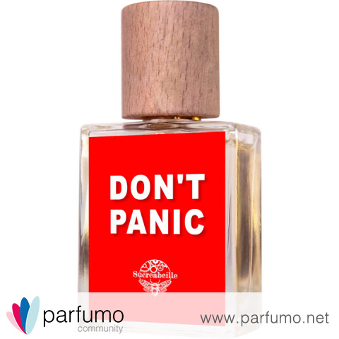 Don't Panic by Sucreabeille