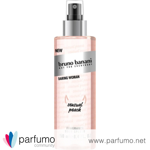 Daring Woman Sensual Peach (Body Splash) von Bruno Banani