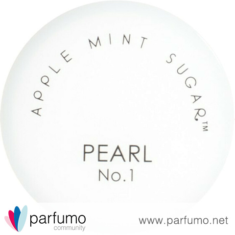 Pearl No. 1 (Solid Perfume) by Apple Mint Sugar
