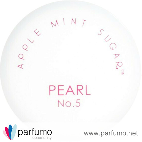 Pearl No. 5 (Solid Perfume) by Apple Mint Sugar