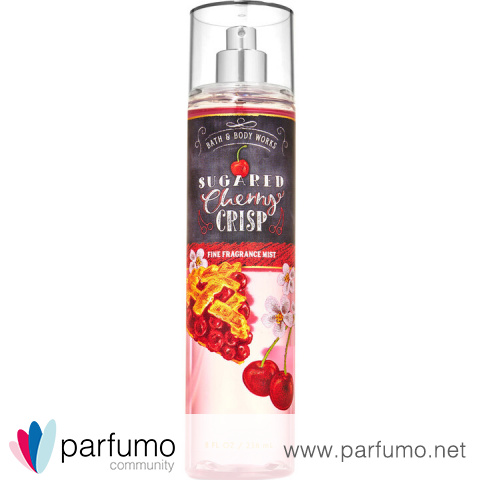 Sugared Cherry Crisp by Bath & Body Works