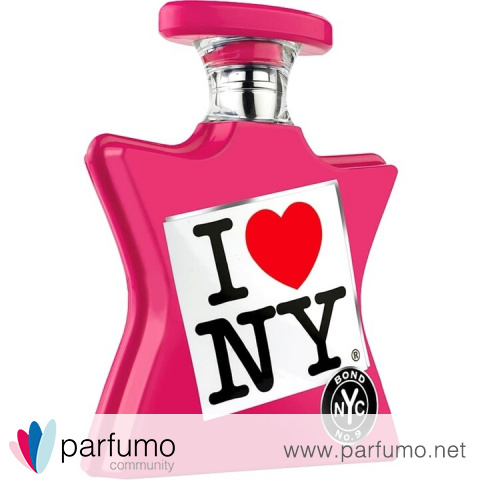 I Love New York for Her by Bond No. 9
