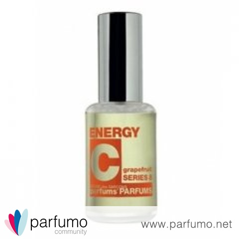 Series 8: Energy C - Grapefruit by