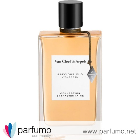 Collection Extraordinaire - Precious Oud by Van Cleef & Arpels