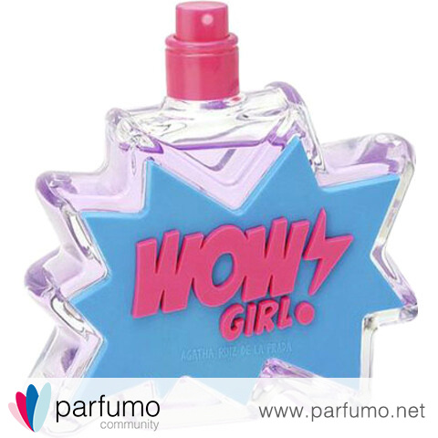 Wow Girl! Cosmic by Agatha Ruiz de la Prada