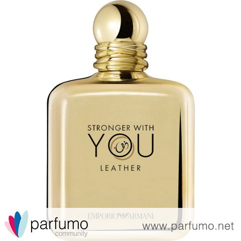 Emporio Armani - Stronger With You Leather von Giorgio Armani