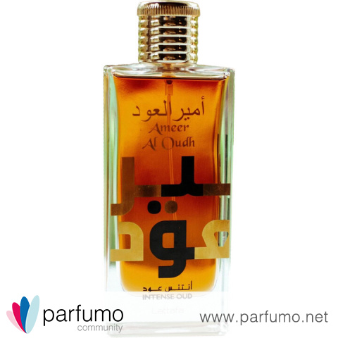 Ameer Al Oudh Intense Oud by Lattafa / لطافة