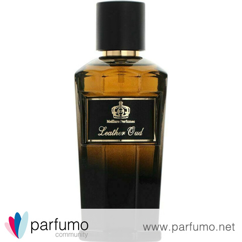 Leather Oud by Meillure Perfumes